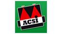 ACSI Camping Icon Logo